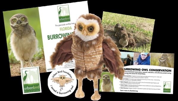 Florida Burrowing Owl Adoption